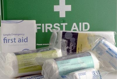 toolbox talk - first aid